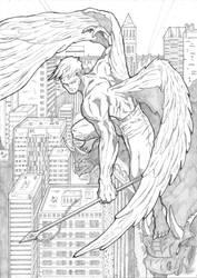Guardian Angel by prabowo96