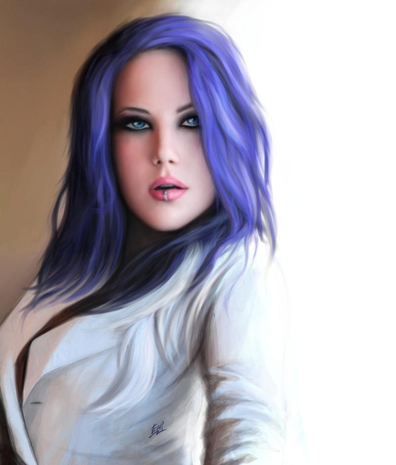 alissa white gluz. Alissa White-Gluz by ~emi-s on