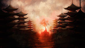 Japanese Temples