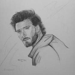 Pencil Portrait - Luis Dagostino