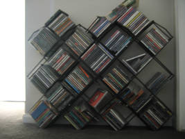 CD collection by DreamsInDigital