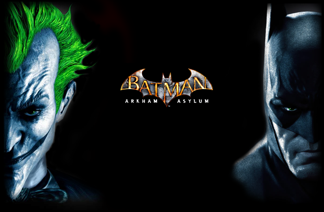 batman arkham asylum wallpaperhanneskinnunen on deviantart