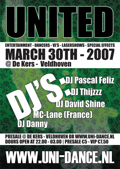 United 2007 by Nimueva