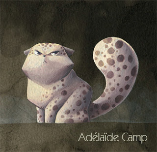 Chat grognon 3 by Adelaide-Camp