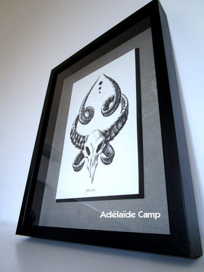 Crane de demon by Adelaide-Camp