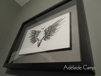 crane d'oiseau