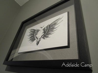 crane d'oiseau by Adelaide-Camp