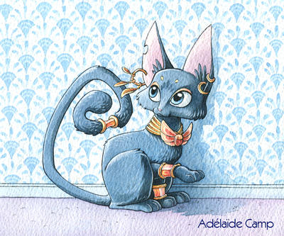 Bastet, goddness cat