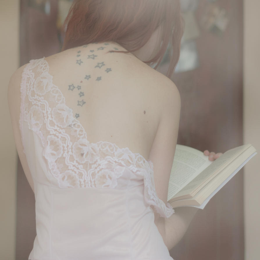 The Reader II. by se7eninone