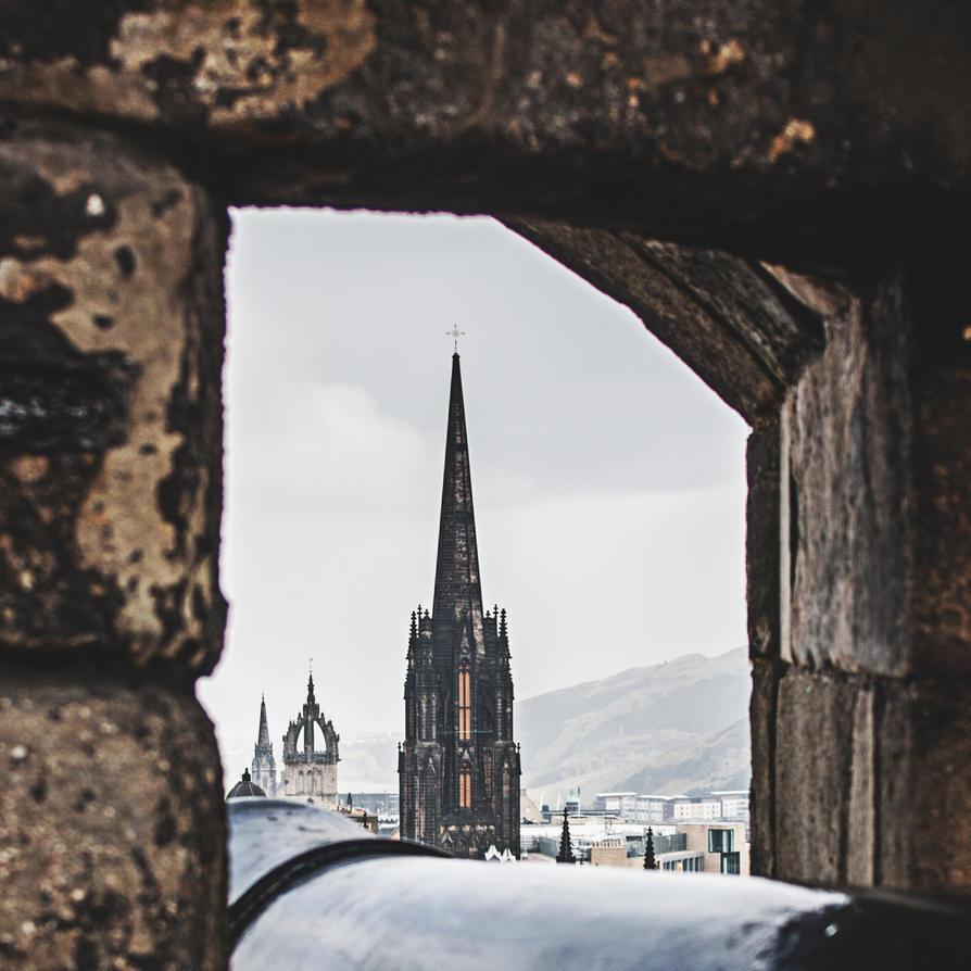 Edinburgh by se7eninone