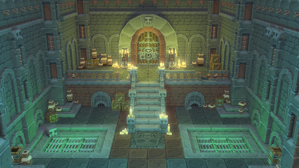 Demo Pixel Dungeon 03 Assembly by bitgem