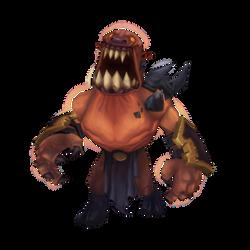 Demon Grunt by bitgem