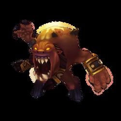 Demon Bomb by bitgem