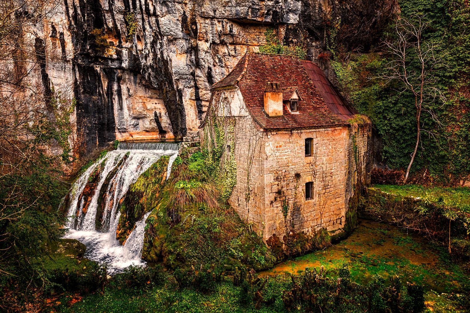 Moulin de Pescaliere by Bonjour46