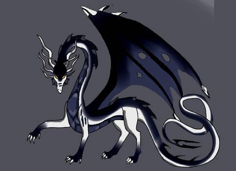 Medusa the dragoness