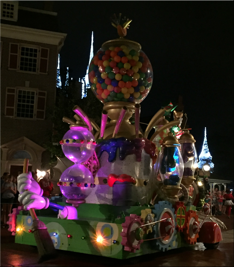 A Christmas Parade Photo IMG 0679 by TheDreamFinder