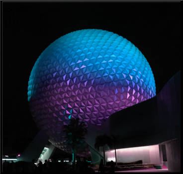 Epcot Spaceship Earth IMG 1262 by TheDreamFinder