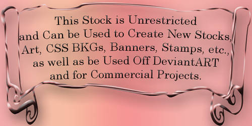 Unrestricted Stock Banner By Wdwparksgal-Stock by TheDreamFinder