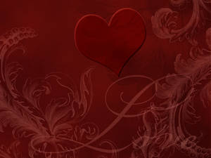 Valentine Love and Heart BKG or Texture