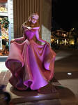Cinderella Statue Outside World of Disney by TheDreamFinder