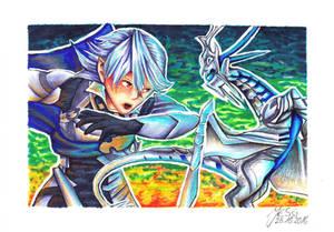 Corrin | Fire Emblem by J-Ssi