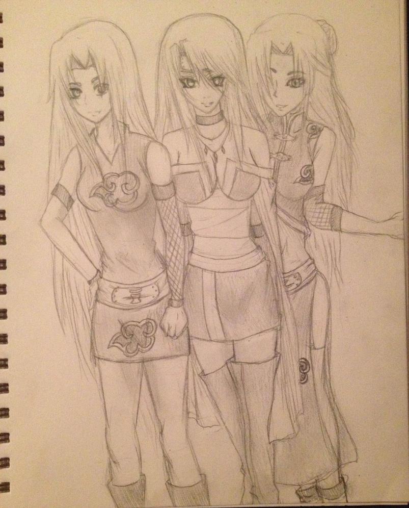 The Tres Amigas~ by Kimika-78148