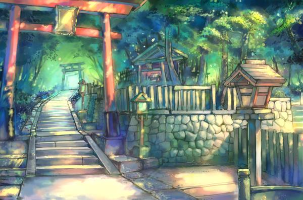 Eternal Summer by Nattorin