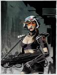sci-fi girl wip v3