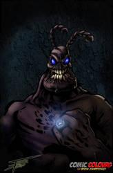 darkest night tick by rcardoso530
