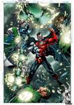 Green Lantern Corp 50