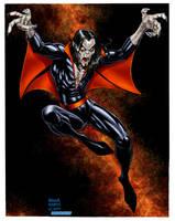 art adam's morbius by rcardoso530