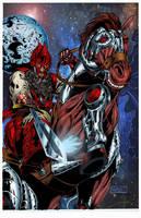 Horseman Cover by rcardoso530