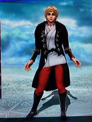 Natasha the travelling swordswoman