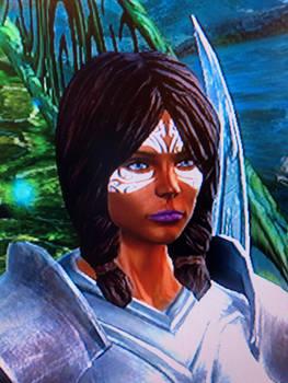 My Kingdoms of Amular character Juleka