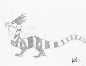 Personal Dragon Sketch