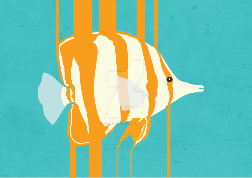 Funky Fish by Nevine-Panda