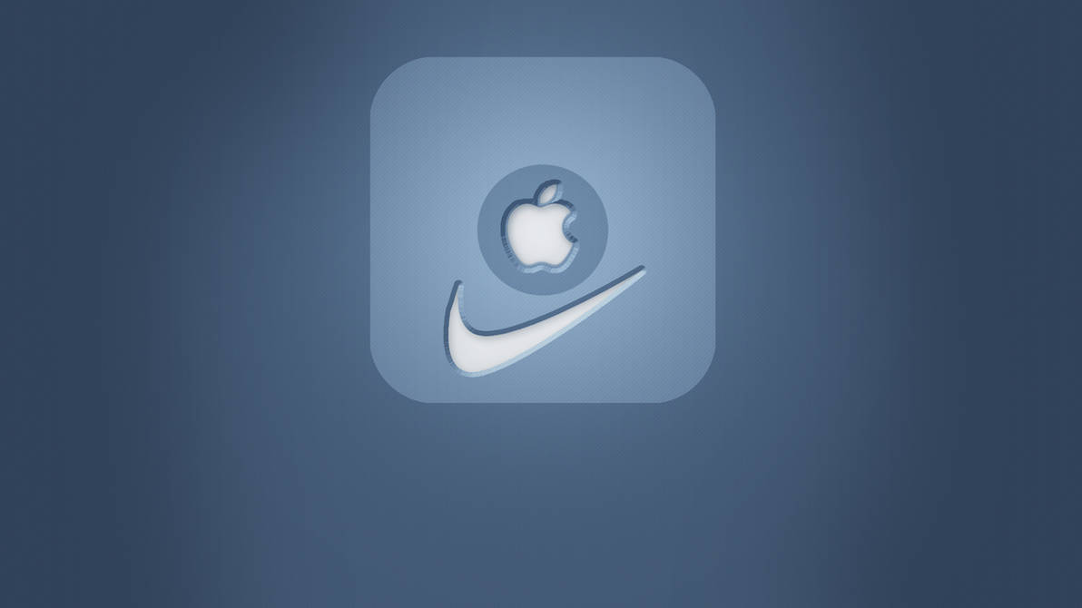 Wallpaper Apple Nike By Kriz24maz On Deviantart