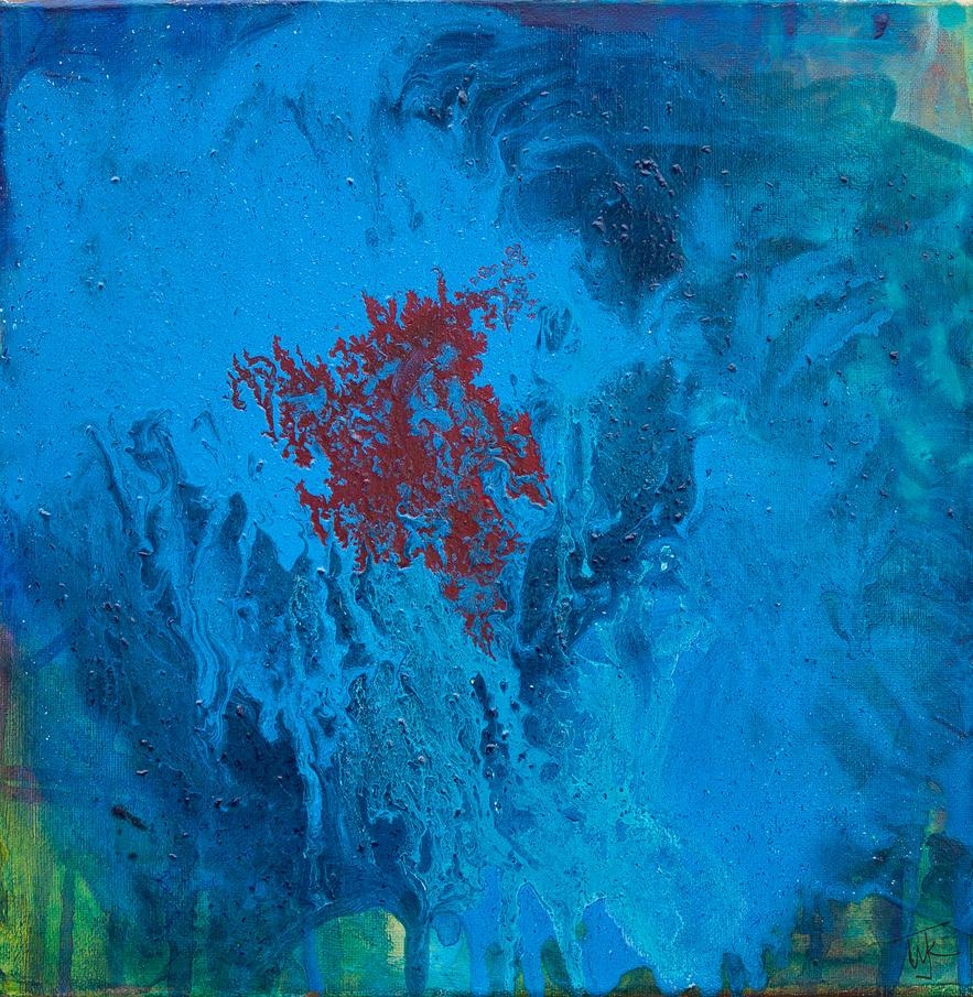 The Waterlogged Heart by winonakrohn