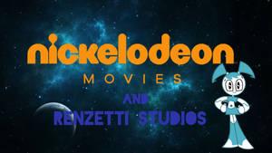 Nickelodeon Movies and Renzetti Studios (Logo)
