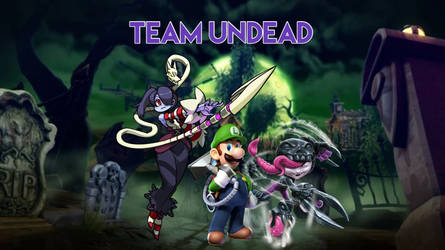 Team Undead (Rise of the Underworld Empire)