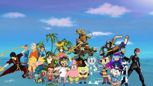 My Nicktoons Heroes