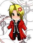 Fullmetal Alchemist - Edward Elric Chibi
