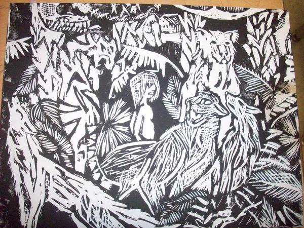 The Jungle Book Print