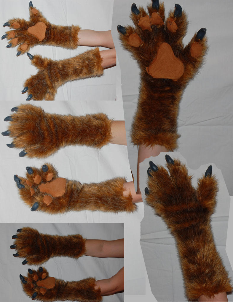 paw gloves by Ratty08 ... & paw gloves by Ratty08 on DeviantArt