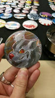 mightyena Button