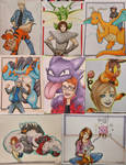 Pokemon Commissions mechacon 2015