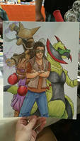 Pokemon Commission from Realmscon 2015 BOOOO!!! by Ratty08