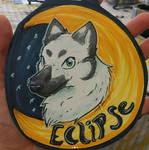 Eclipse badge
