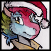FEMALE GIGA-XIS CHRISTMAS ICON by formidonis ON FA by DEVIOUS-DISCORD-RP