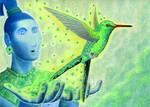Leyenda Maya: La creacion del colibri